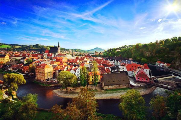 享游 绚丽风华-奥地利捷克匈牙利12天(AY布达佩斯进布拉格出)