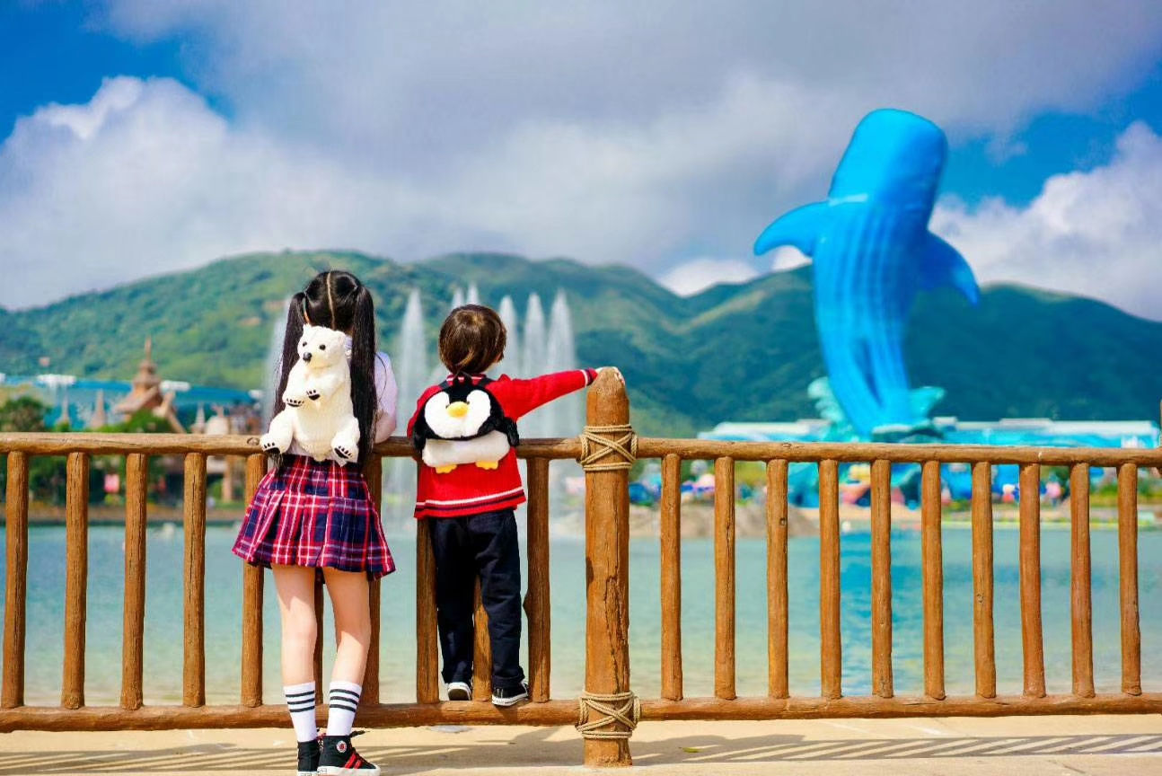 广东长隆海洋探秘、科学中心去卧回高五日游