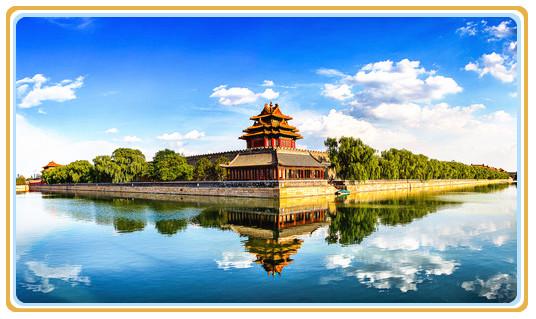 【玩美北京】 ---纯玩精华去飞回卧五日游