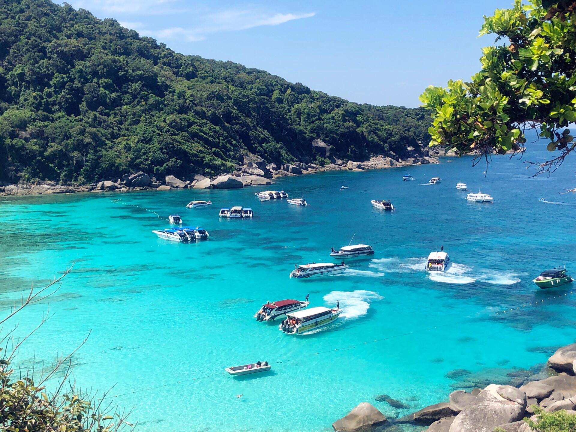 【阳光普吉】PP岛+珊瑚岛+攀牙湾优享6日游
