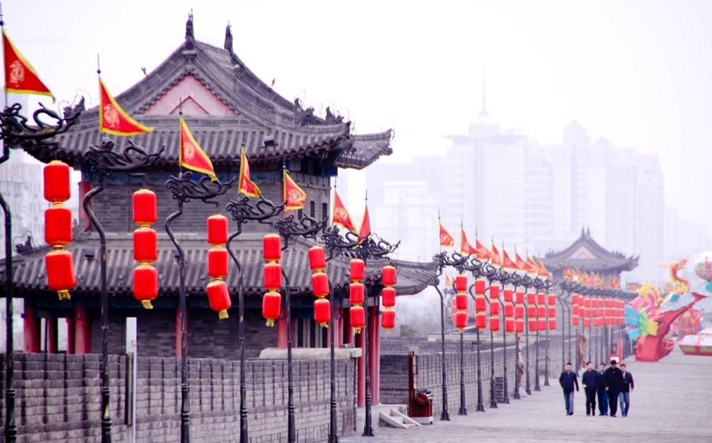 【玩美西安】西安明城墙、陕西历史博物馆、壶口、黄帝陵 双卧4日游