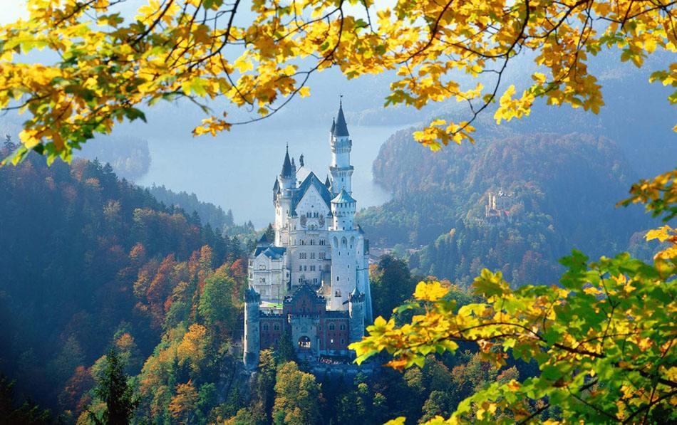 享游-穿越童话小镇 漫步山水画卷-德国瑞士11日