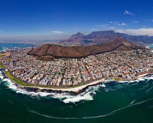 南非花园大道10天