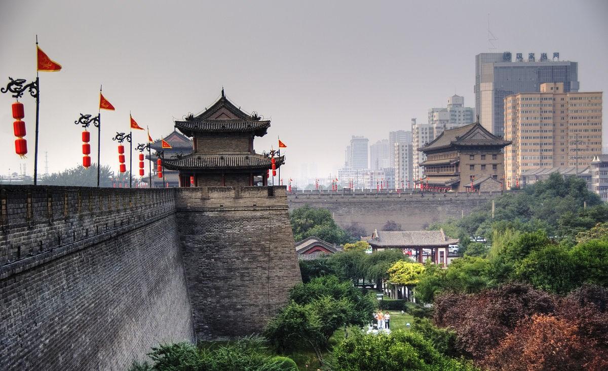 【玩美西安】西安明城墙、乾陵、法门寺双卧4日游(常规散客)