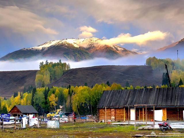 【一览疆山】吐鲁番进出双飞8日游