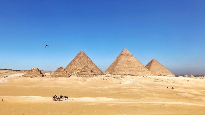 埃及迪拜10天