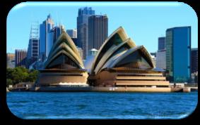 海陆空2次方 澳大利亚新西兰12日 澳洲风情