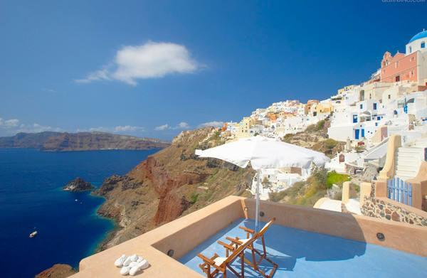 度假游-爱的自由颂-希腊一地10天