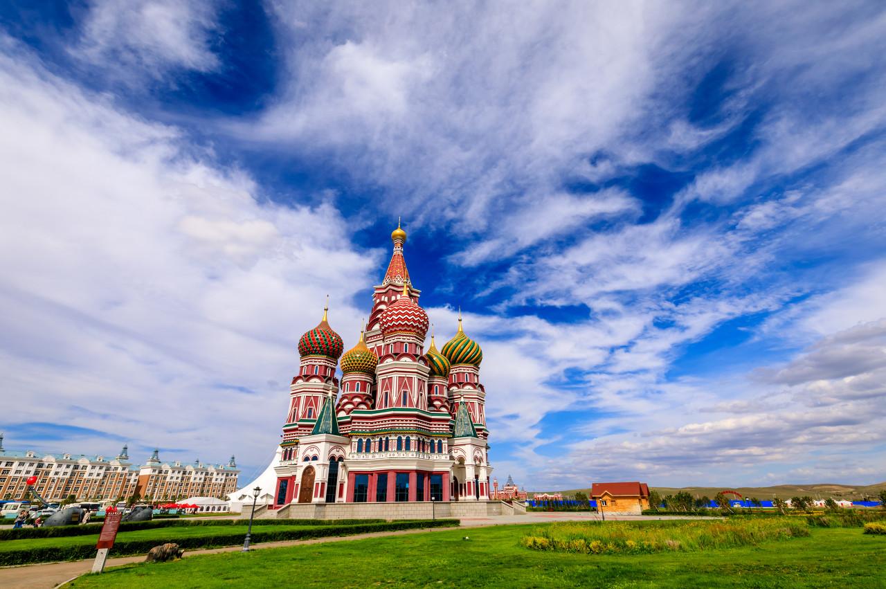 哈尔滨、海拉尔、呼伦贝尔草原、满洲里口岸、中俄边防公路双飞六日