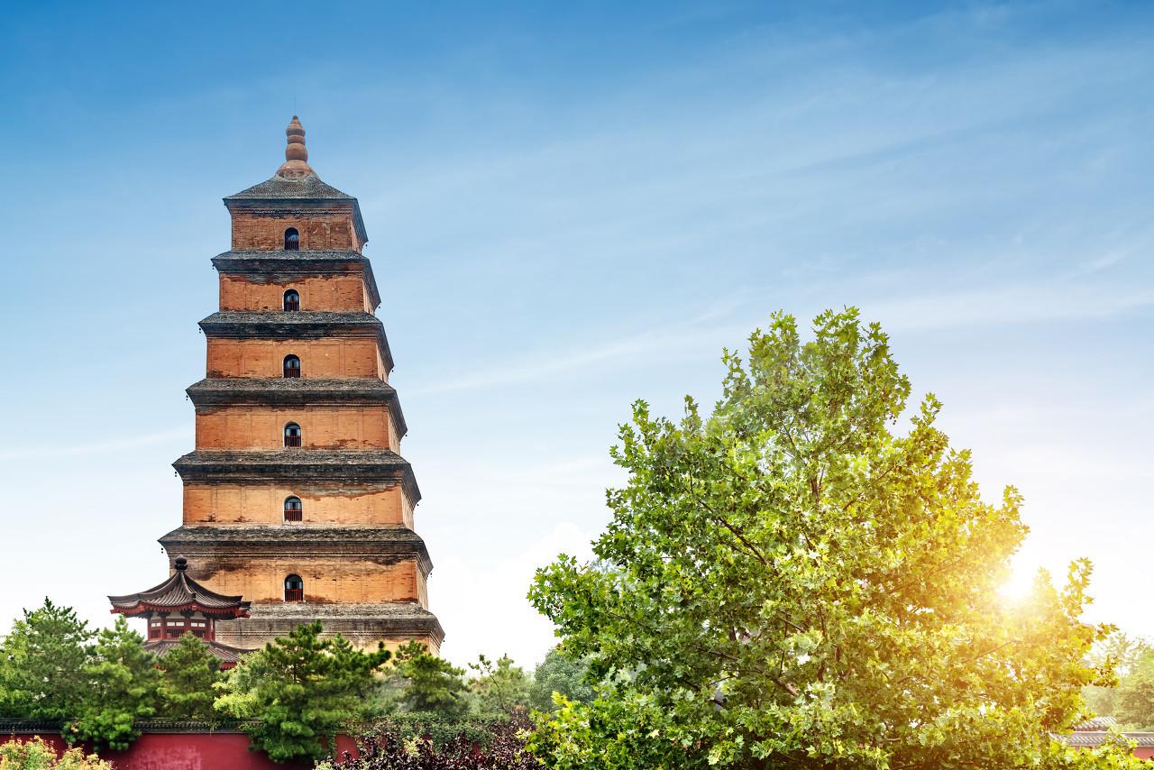 西安明城墙、兵马俑、华清池、壶口瀑布、延安双卧6日游