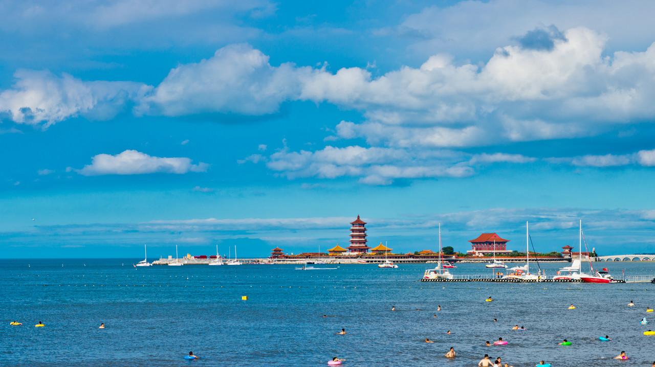 青岛、烟台、招远、蓬莱、威海纯玩五日游