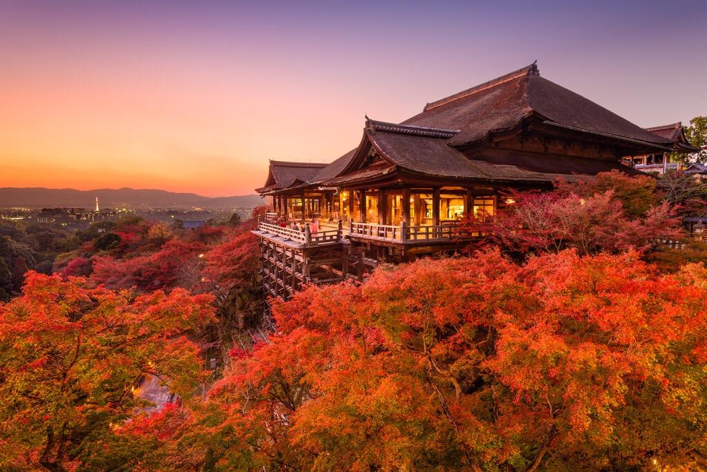 悠享日本 国庆出境