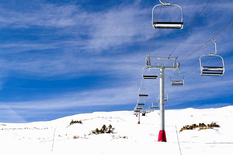 颐和温泉、伏牛山滑雪2日游