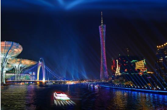广州、佛山、中山、珠海、港珠澳大桥双卧六日游