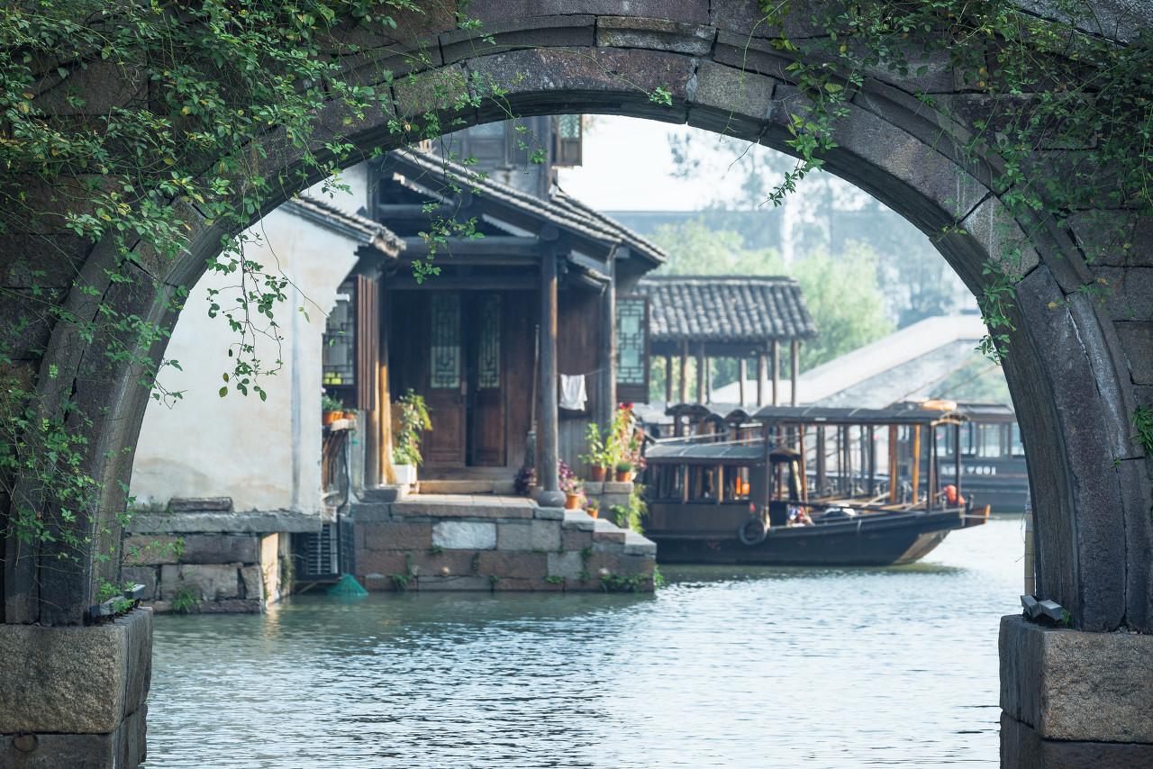 杭州乌镇西栅、西溪湿地、西塘、杭州西湖纯玩五日游