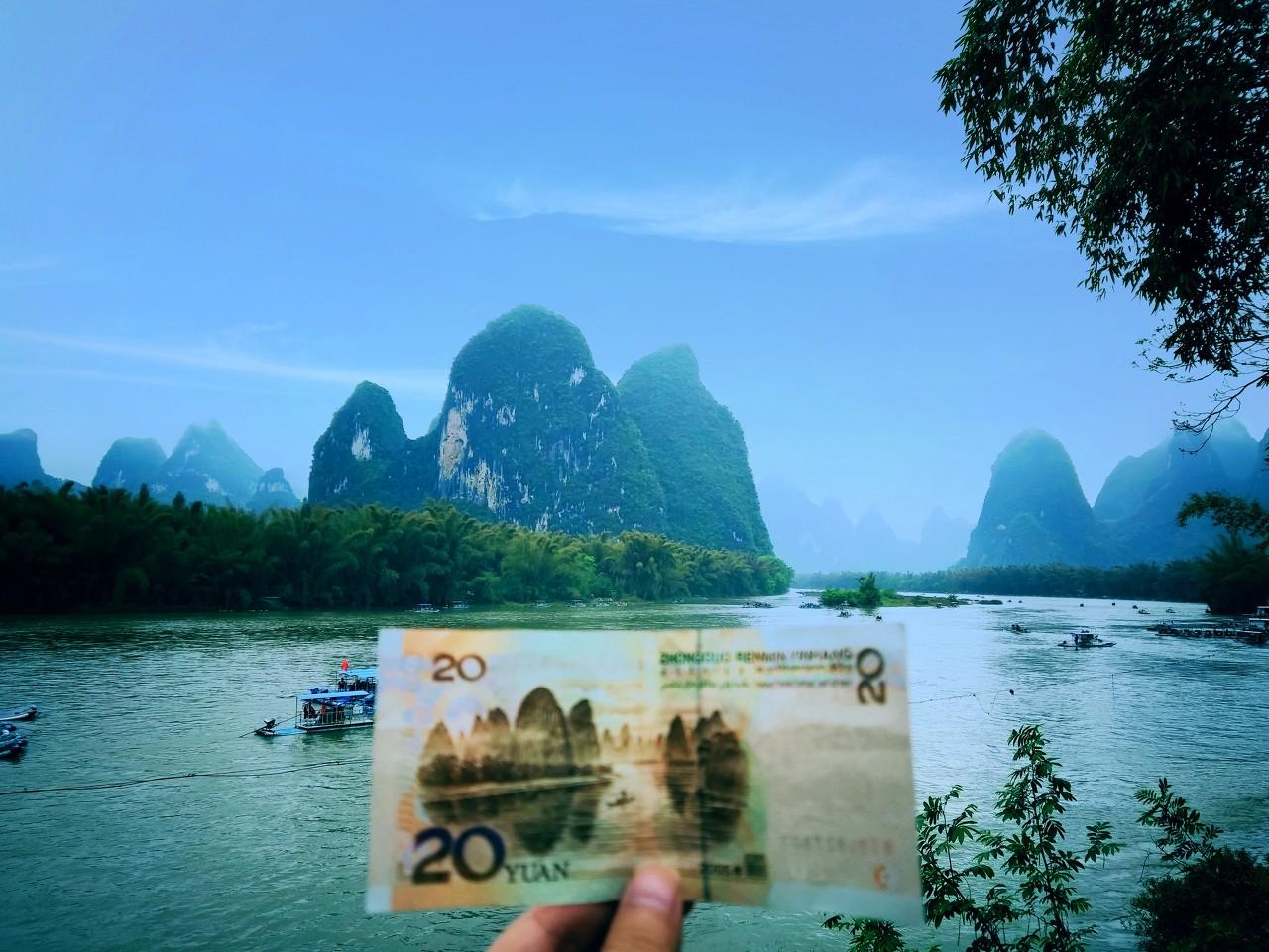 桂林阳朔、银子岩、訾洲象山、兴坪古镇双高五日游