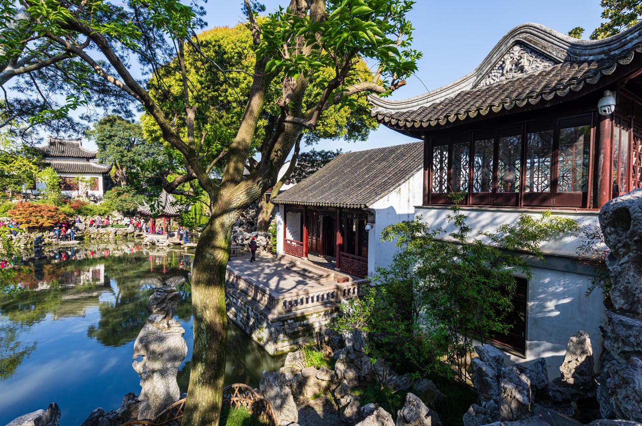 苏州、上海、杭州、周庄+普陀山双高7日游