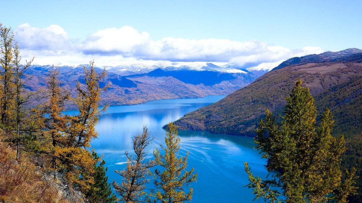 如画新疆-天池、吐鲁番、喀纳斯双飞8日游  国旅自组新疆 亲子游