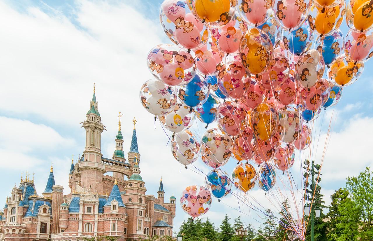 上海迪士尼、东方明珠、浦江游轮双卧五日