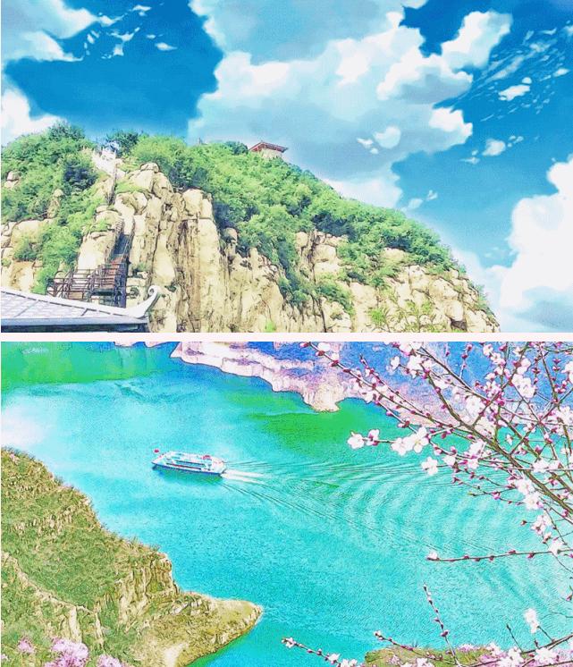 黄河三峡一日游